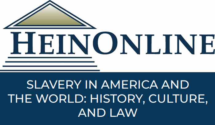 Slavery in America and the World: History, Culture & Law