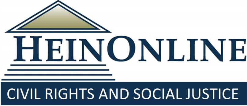 HeinOnline's Civil Rights and Social Justice