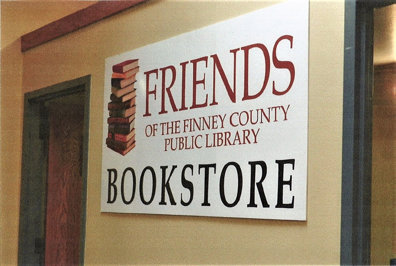 FOTL Bookstore sign