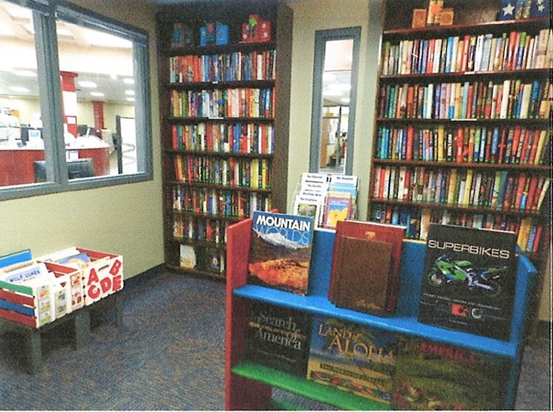 An inside look at the Bookstore