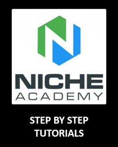 Niche Academy: Step by step tutorials