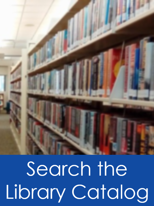 Search the Library Catalog!