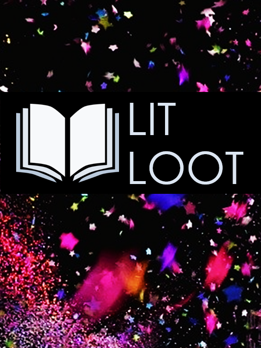Sign up for Lit Loot!